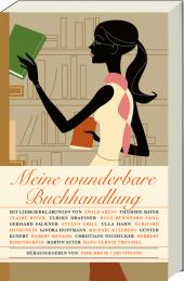 Meine wunderbare Buchhandlung Cover