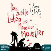 Das zweite leben des Monsieur Moustier, Audio-CD Cover