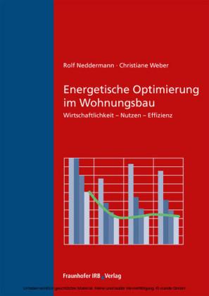 Energetische Optimierung im Wohnungsbau.