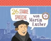 26 starke Sprüche von Martin Luther Cover