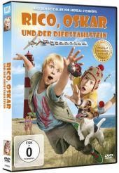 Rico, Oskar und der Diebstahlstein, 1 DVD Cover