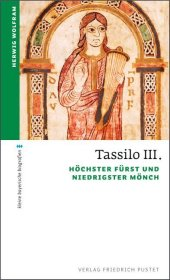Tassilo III. Cover