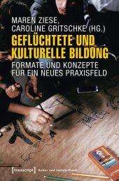 Geflüchtete und Kulturelle Bildung Cover