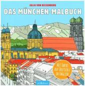 Das München-Malbuch Cover