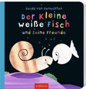 Der kleine weiße Fisch und seine Freunde Cover