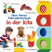 Mein kleines Fühl-Wörterbuch - In der Kita Cover