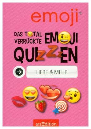 Das total verrückte emoji-Quizzen (Spiel), Liebe & mehr