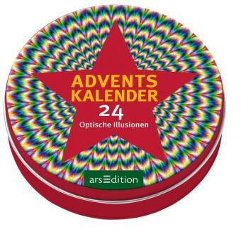 24 Optische Illusionen, Adventskalender