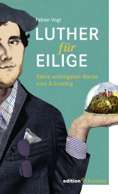 Luther für Eilige Cover