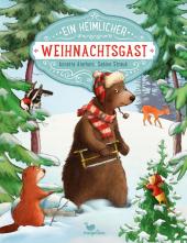 Ein heimlicher Weihnachtsgast Cover