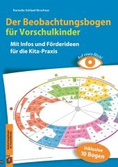 Auf einen Blick! - Der Beobachtungsbogen für Vorschulkinder Cover