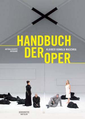 Kloiber, Rudolf / Konold, Wulf / Maschka, Robert: Handbuch der Oper