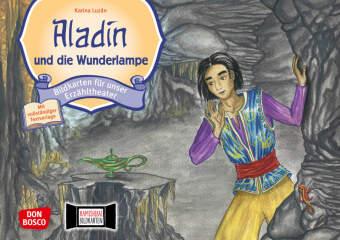 Aladin und die Wunderlampe, Kamishibai Bildkartenset