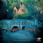 Agatha Raisin und der Tote im Wasser, Audio-CD Cover