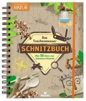 Das Taschenmesser-Schnitzbuch Cover