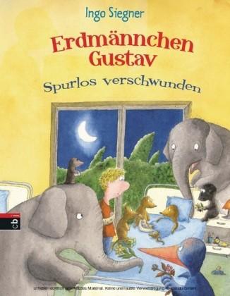 Erdmännchen Gustav spurlos verschwunden