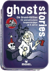 Black Stories (Kinderspiel), Junior - ghost stories