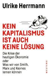 Kein Kapitalismus ist auch keine Lösung Cover