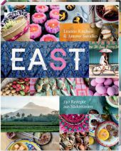 Eat East Cover