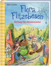Flora Flitzebesen - Rettung fürs Hexenrosental Cover