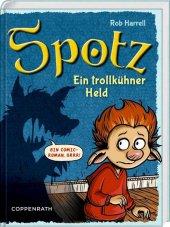 Spotz - Ein trollkühner Held Cover