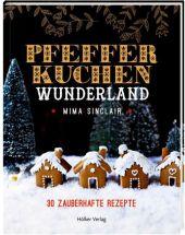 Pfefferkuchen Wunderland Cover