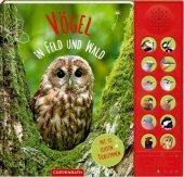 Vögel in Feld und Wald, m. Soundeffekten Cover