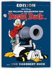 Die tollsten Geschichten von Donald Duck und Dagobert Duck Cover
