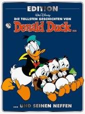 Die tollsten Geschichten von Donald Duck und seine Neffen Cover