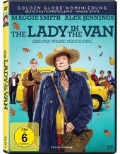 The Lady in the Van, 1 DVD + Digital UV Cover