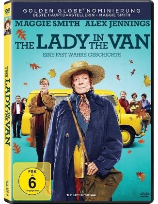 The Lady in the Van, 1 DVD + Digital UV