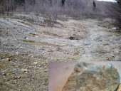 Ausgewählte Mineralien von slovakischen Erzlagerstätten.