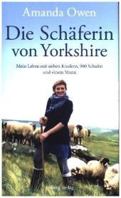 Die Schäferin von Yorkshire Cover