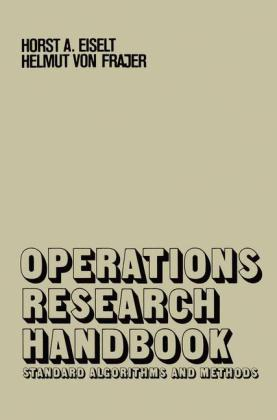 Operations Research Handbook