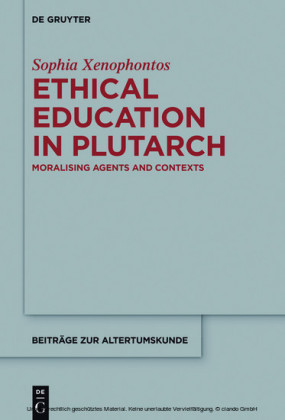 Ethical Education in Plutarch