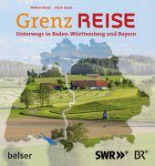 GrenzReise Cover