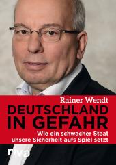 Deutschland in Gefahr Cover