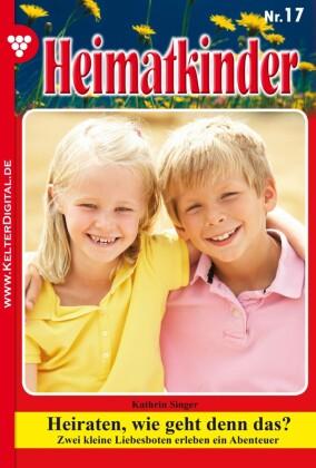 Heimatkinder 17 - Heimatroman
