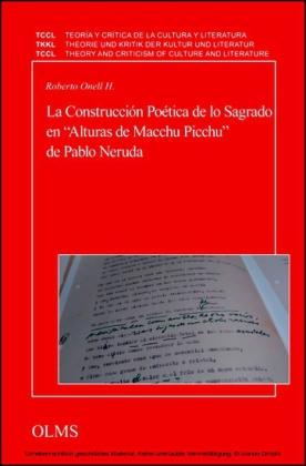 La Construcción Poética de lo Sagrado en 'Alturas de Macchu Picchu' de Pablo Neruda