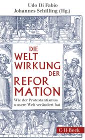 Die Weltwirkung der Reformation Cover