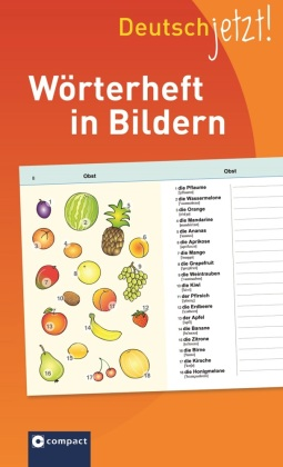 Deutsch jetzt! Wörterheft in Bildern