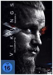Vikings, 3 DVDs