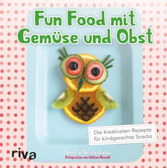 Fun Food mit Gemüse und Obst