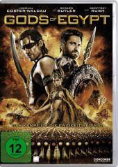 Gods of Egypt, 1 DVD Cover