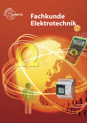 Fachkunde Elektrotechnik, m. DVD-ROM