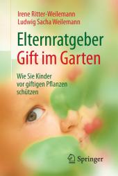 Elternratgeber Gift im Garten Cover