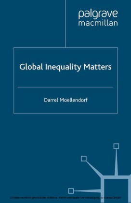 Global Inequality Matters