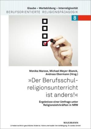 'Der Berufsschulreligionsunterricht ist anders!'