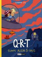 Q-R-T - Flummi allein zu Haus Cover