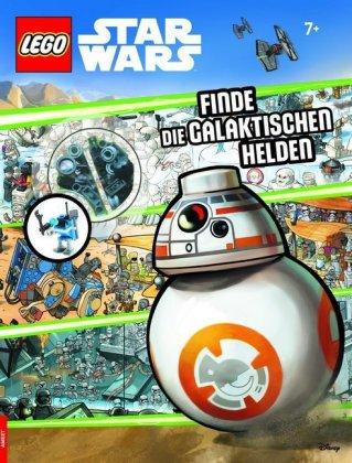 LEGO Star Wars - Finde die galaktischen Helden